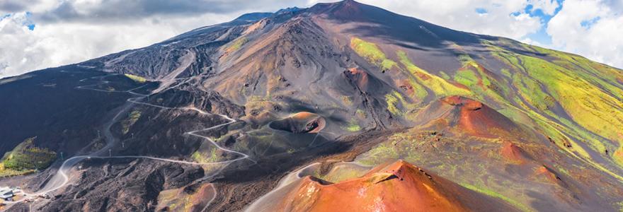Ascension de l'Etna