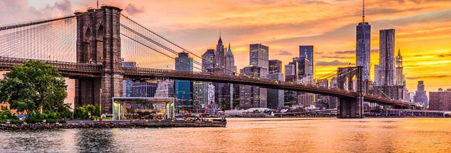 Explorer la ville de New York