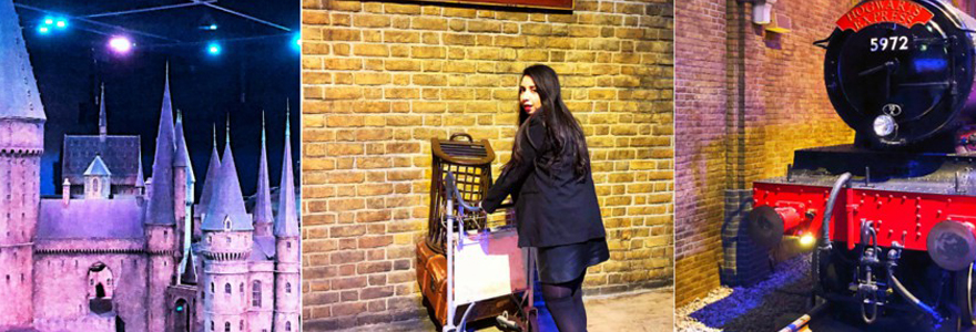 studios de Harry Potter à Londres